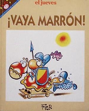 VAYA MARRON ! (El jueves, Pendones del Humor nº 101): FER