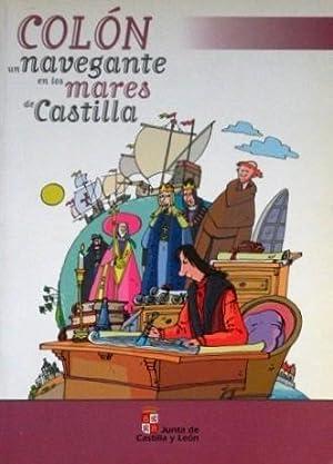 COLON, UN NAVEGANTE EN LOS MARES DE CASTILLA: DOMINGO DE ISABEL, Angel A.