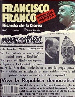 FRANCISCO FRANCO. Biografia historica (90 fasciculos + nº 0, obra completa). (NUEVO): DE LA ...