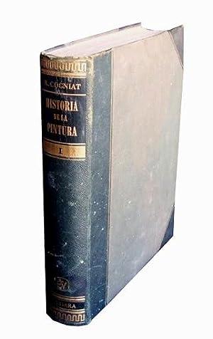 HISTORIA DE LA PINTURA. Tomo I: COGNIAT, Raymond