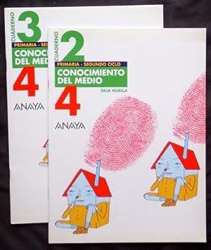CONOCIMIENTO DEL MEDIO, 4° primaria. Cuadernos 2