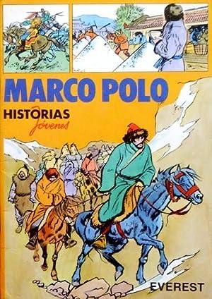 MARCO POLO (Everest, col. Historias jovenes): THISSE, Simone abraham (texto). D'ORANGE, Alain (...