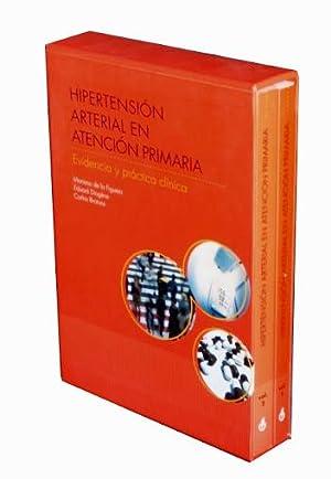 HIPERTENSION ARTERIAL EN ATENCION PRIMARIA. Evidencia y practica clinica (2 volumenes en estuche, ...