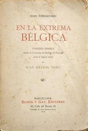 EN LA EXTREMA BELGICA: JOERGENSEN, Juan