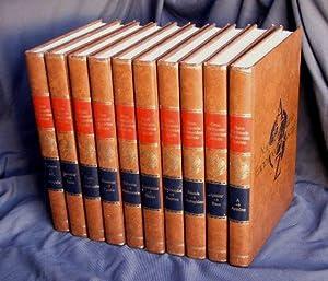 NUEVO DICCIONARIO ENCICLOPEDICO ILUSTRADO (10 tomos, obra completa)