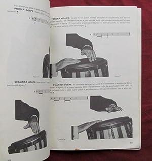 LA BATERIA. Tecnica, independencia y ritmo: LLACER, Enrique