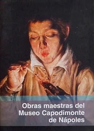 OBRAS MAESTRAS DEL MUSEO CAPODIMONTE DE NÁPOLES. (COMO NUEVO)