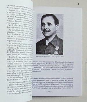 SARGENTOS PARA LA HISTORIA. 25 biografias del periodo 1936-1943: PARRILLA NIETO, Miguel