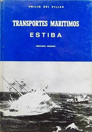 TRANSPORTES MARITIMOS. ESTIBA: DEL VILLAR, Emilio (Capitan de la Marina Mercante)