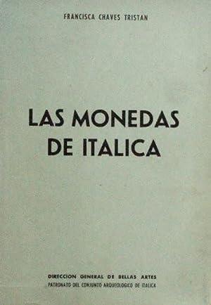 LAS MONEDAS DE ITALICA: CHAVES TRISTAN, Francisca
