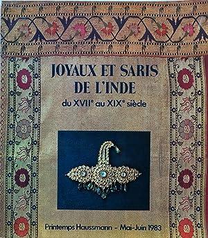 Joyaux et Saris de l'Inde du XVII°: Collectif