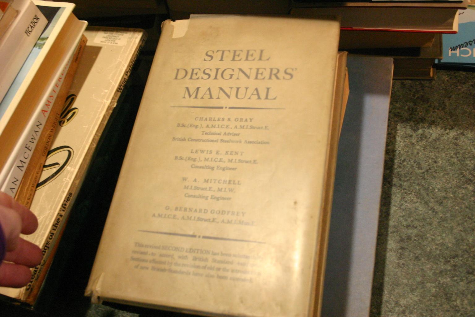 steel designers manual abebooks rh abebooks com AISC Steel Manual 14th Edition AISC Steel Manual PDF