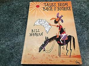 Tales From Back O'Bourke: Bill Wannan