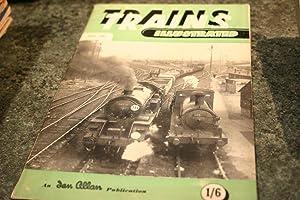 Trains Illustrated Vol.6 No.5 May 1953: G. Freeman Allen