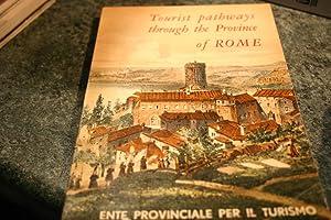 Tourist Pathways Through The Province Of Rome: Bruno Palma
