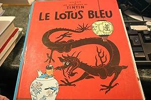 Les Adventures De Tintin - Le Lotus: Herge