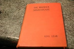 The Warwick Shakespeare - King Lear: William Shakespeare