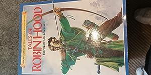 Tales of Robin Hood: Tony Allan