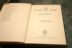 the stars are dark cheyney peter