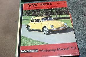 Volkswagen Beetle Workshop Manual: Paul Harris