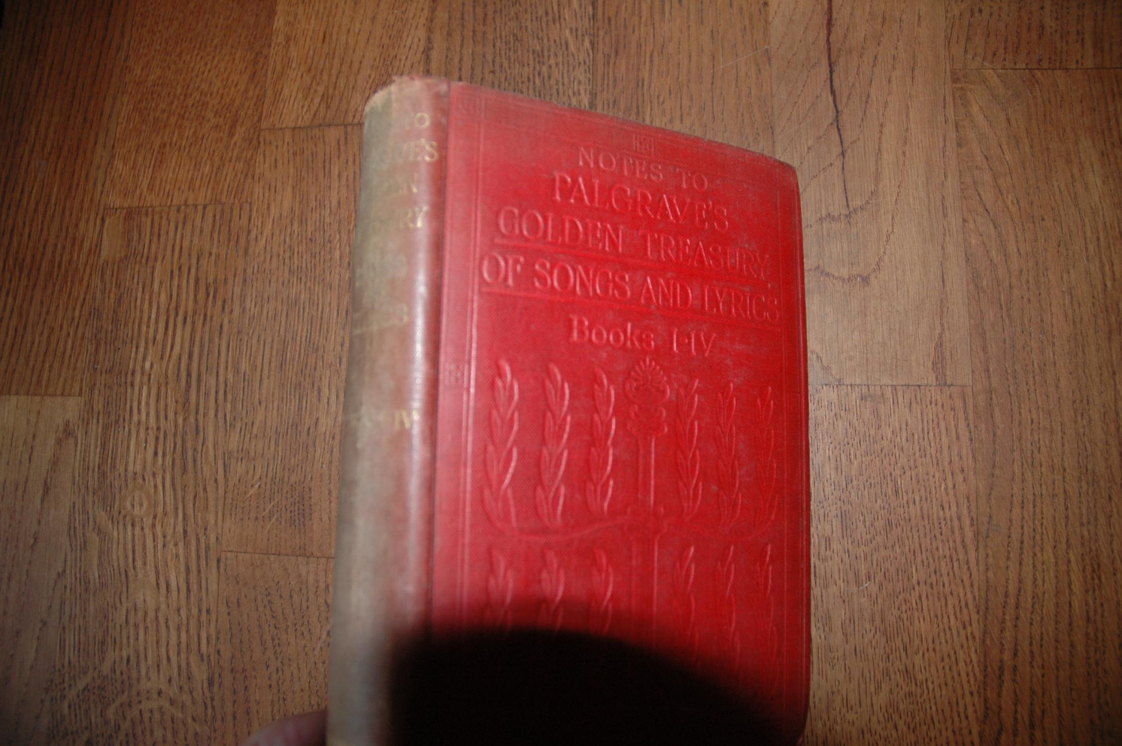 Palgrave's golden treasury wikiwand.