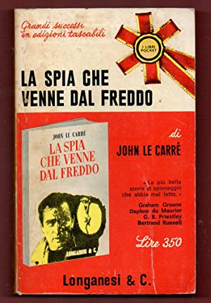 c2b29ee254 La spia che venne dal freddo: John Le Carré