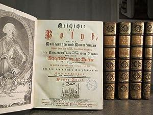 Geschichte des Polyb, mit den Auslegungen und: Jean-Charles Chevalier de