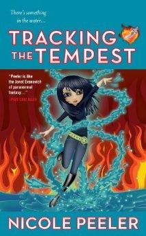 Tracking the Tempest (Jane True Novel)