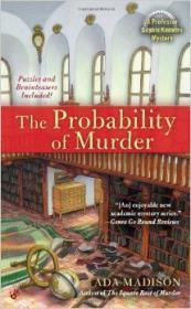 The Probability of Murder: A Professor Sophie Knowles Mystery