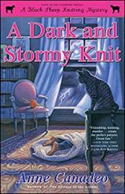 A Dark and Stormy Knit: A Black Sheep Knitting Mystery