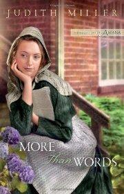 More Than Words (Daughters of Amana): Miller, Judith