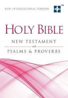 NIV, Holy Bible New Testament with Psalms: Zondervan