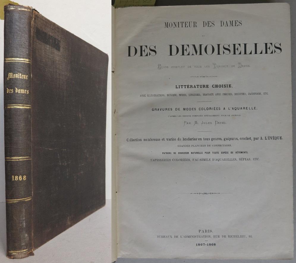 Moniteur des Dames et de Demoiselles. Guide