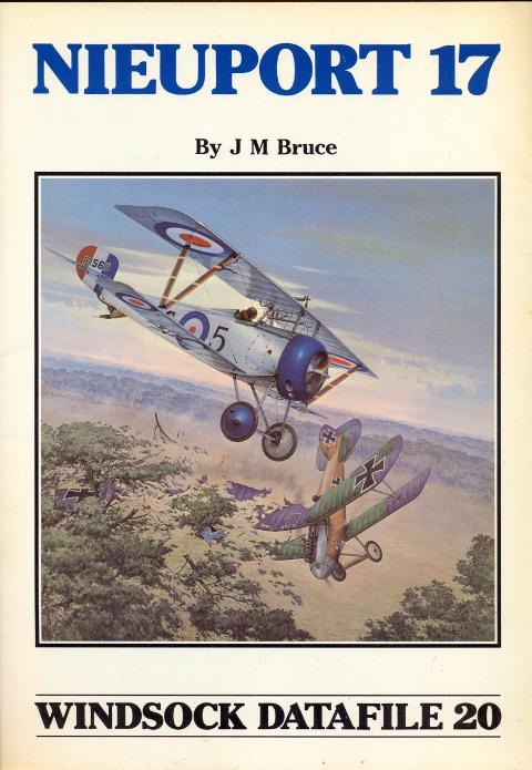 Nieuport 17 (Windsock Datafile 20)