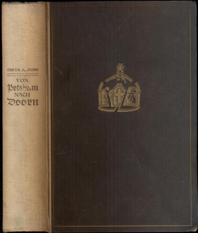 Von Potsdam nach Doorn: Reventlow, Graf Ernst