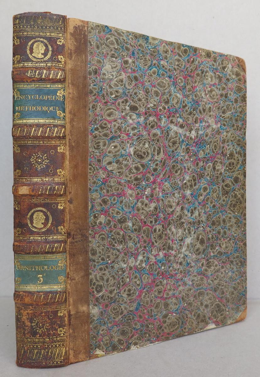 Tableau encyclopédique et méthodique des trois règnes: Bonnaterre, Pierre Joseph
