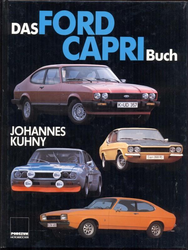 ford capri - ZVAB