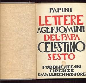 Lettere agli uomini di Papa Celestino VI.: Papini, Giovanni