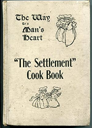 The Settlement Cook Book. The Way to: Kander, Simon