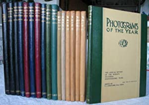 Photograms of the Year. The Annual Review for 1925 . of the World's Pictorial Photographic Work
