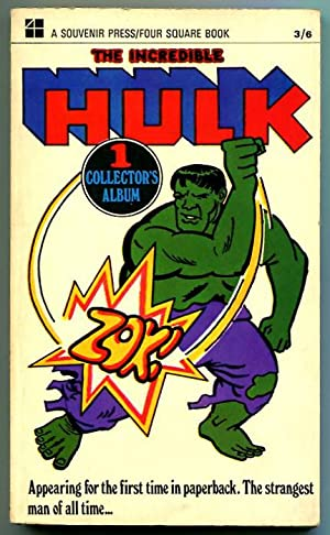 The incredible Hulk. 1. Collector's Album