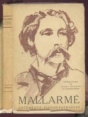 Mallarme. Document iconographiques.: Mondor, Henri
