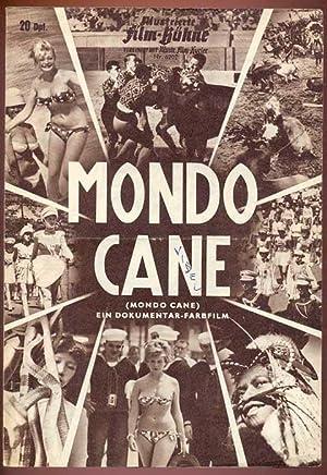 Mondo Cane. Illustrierte Film-Bühne vereinigt mit Illustr.