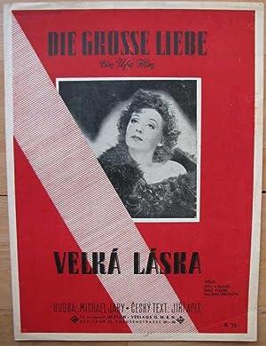 Velka laska (Die grosse Liebe - Ein