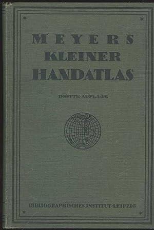 Meyers Kleiner Hand- Atlas, in 48 Haupt-