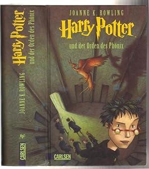 Harry Potter und der Orden des Phönix: Rowling, Joanne K.