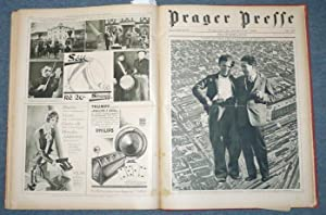 Prager Presse Bildbeilage, 9. Jg., 1929, Nr.