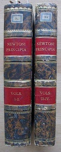 Philosophiae naturalis principia mathematica. Perpetuis commentariis illustrata,: Newton, Isaac