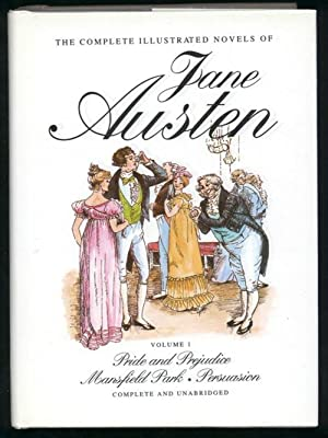 The complete illustrated Novels of Jane Austen.