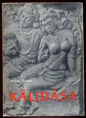 Kalidasa. Die menschliche Bedeutung seiner Werke: Ruben, Walter